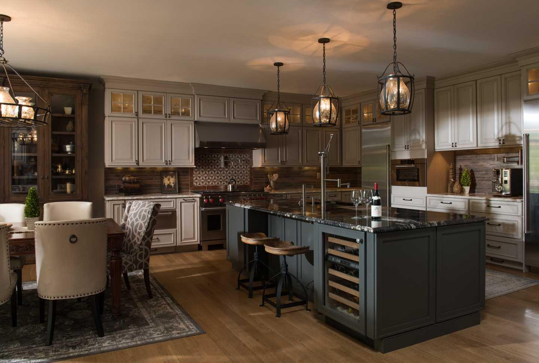 Custom Kitchen Cabinets Lancaster Pa